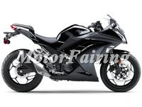 body kit black series Kawasaki EX300 13-14 ninja 300 2013 fairing kit