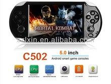android 4.2.2 video game console
