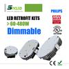 Factory direct DLC 480 watt led high bay retrofit kit 100-277V LED retrofit kit UL cUL