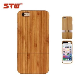 New design wood cell phone case phone,5.5 inch mobile phone case, wood phone case for iphone