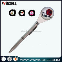 good quality with cheap price projector logo pen