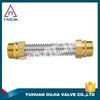 Pvc Pipe Fittings NPT threaded connection eith blasting cw 617n material with electric valve control