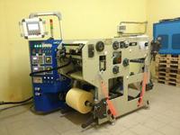 CE Approved JYT-320 High Speed Hot Melt Glue Coating/Lamination Machine, Self Adhesive Label/Trademark Coater