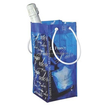 Strong water tight portable wine ice cooler bag