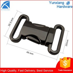 CD1321 Strong Metal Release Buckle for Dog Collar