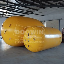 Dooflex en alta mar inflable tapón del tubo