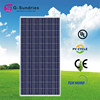 2015 new and hot portable best prices 290w solar panel high efficiency