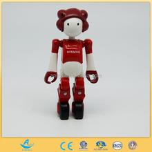 hot sale plastic robot doll boy love toy custom baby toy