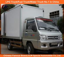 Foton Mini Refrigerated Van Unit Foton 4*2 Refrigerator Van Unit 4*2 Foton 3-5ton refrigeration van unit