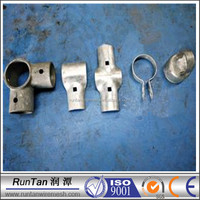 China manufacturer high quality low price wholesale wire mesh fence fasteners