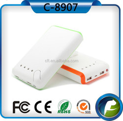 Portable power bank for laptop,smart power bank for distributors canada