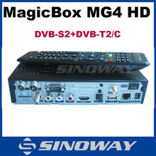 MAGICBOX MG4 HD dvb-s2 t2/c tuner as cloud ibox 3 se/zgemma star H2 with/without wifi MAGIC BOX MG4 HD satellite receiver