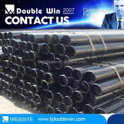 building materials black sch40 seamless steel pipes and tubes