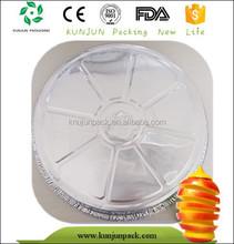 Y2808 Alu Foil Round Aluminium Foil Microwave Bake Tray