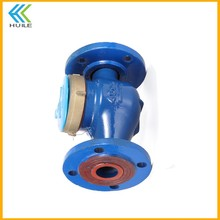 in-line water meter box manhole cover WS-40