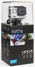 100% Original Gopro Hero 4 Black Edition with Remote Wifi Action Camera Sport Camera