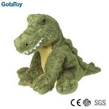 Hot sales custom plush animal crocodile