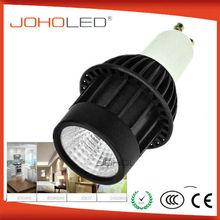2012 New Design 3W/5W/7W E27/GU10 LED COB Spot Light, convex lens spot light Purple Led Spot Light/ceiling spotlight