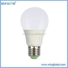 plastic housing Energy saving 12W light led bulb e27