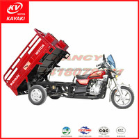 KAVAKI 200cc trimoto/ motorized cargo tricycle bike / triciclo motorizado for sale