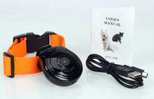 Dog Cat Pet's Eye View digital pet camera Pet mini camera recorder