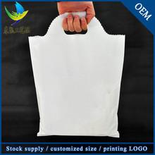 2015 New Design Recycled Fashion Plastic Handbags Plastic Tote Bag