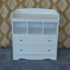 Best selling products modern small china wooden large changing table with drawer