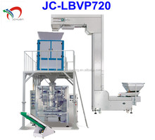 Automatic cement packing machine with 4 heads weigher JC-LBVP720