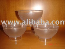 Plastic Food Bowl Space 200cc, 250 Cc