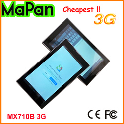 3G mobile phone dual SIM 2 camera MaPan 7 inches android tablet PC moible phones