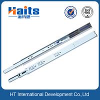 45mm 3-fold soft closing High quality drawer ball bearing draw runner