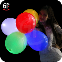Christmas Gift Colored Blinking Led Ballon
