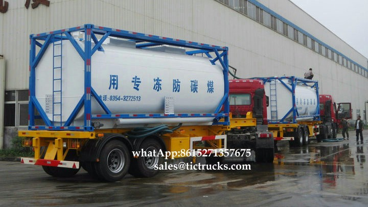 Portable iso Tank Container-28000L-Ethylene glycol.jpg