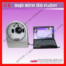 UV light magic mirror fs-1500 facial skin analyzer