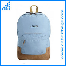 "15"" laptop backpack school polyester backpack"