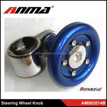 Fashionable Design Car Universial Metal Steering Wheel Knob