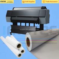 Premium 135gsm Waterproof High Glossy Inkjet Photo Paper Roll