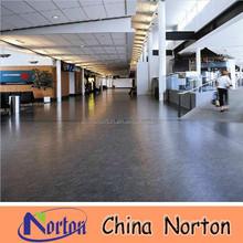 plastic flooring pvc commercial vinyl floor rolls NTF-PC131B