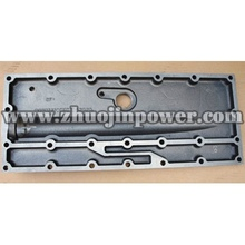 Diesel Engine Spare Part High Quality Lub Oil Cooler Cover for K19 Engine 3090241