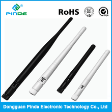 3dBi rubber 900/1800 mhz gsm antenna with SMA male connector