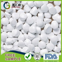 plastic raw materials prices anatase titanium dioxide/rutile white masterbatch plastic pellets for injection moldi