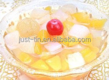 top selling products in alibaba can food ready to eat food canned food producers canned fruit cocktail