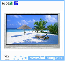 Big LCD Screen Video Greeting Card Module with USB Slot and CE Certificate