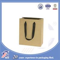 Fashionable gift bag paper bag shopping bag