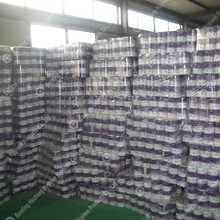 hot selling customized toilet paper tissue rolls factory