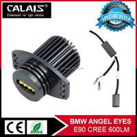 Promotions! LED Angel Eye For Headlight E90 Canbus car mini dvr angel eye