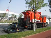 Freetech PM390 Asphalt Poad Recycling Maintenance Truck