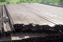 used rail scrap r50_r65