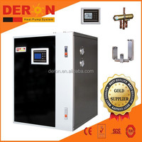 Guangzhou Deron household Water source jacuzzi heat pump geothermal heat pump r410a with copeland compressor CE