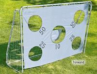 Football goal with goal wall Aldi IB (South)